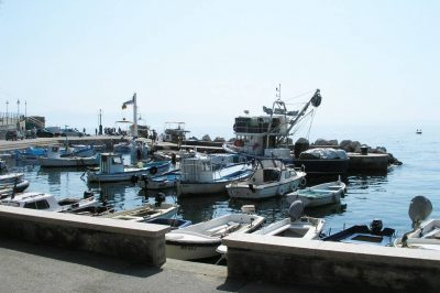 Moscenicka Draga-harbour
